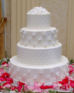 Wedding cake - Flip-it! single-lighting gallery