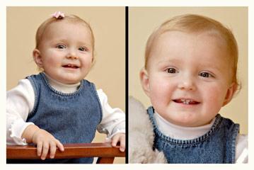 Toddler girl - Joe Demb, photographer