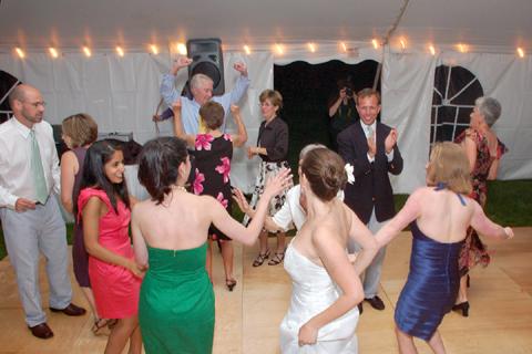 Demb flip it wedding dress