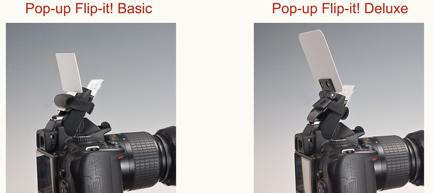 Pop-up Flip-it! Basic and Pop-up Flip-it! Deluxe