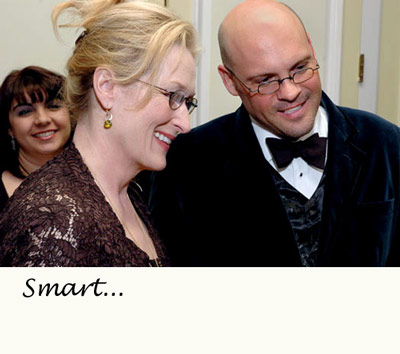 Smart photography with Flip-it! - Meryl Streep candid
