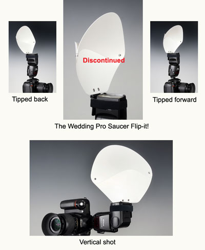 Wedding Pro Saucer Flip-it!