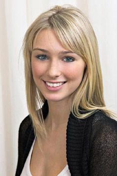 Blonde model - Mike Craven, photographer