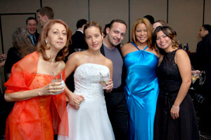 Diffuser Example: Wedding guests