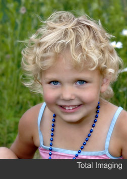 Child portrait - Total Imaging
