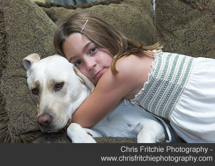 Portrait by Chris Fritchie Photography