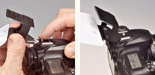 Demb Pop-up Flip-it! Deluxe installation instructions step 1