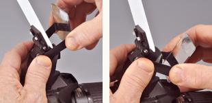 Demb Pop-up Flip-it! Deluxe installation instructions step 3