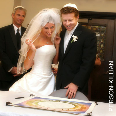 Person-Killian wedding photo
